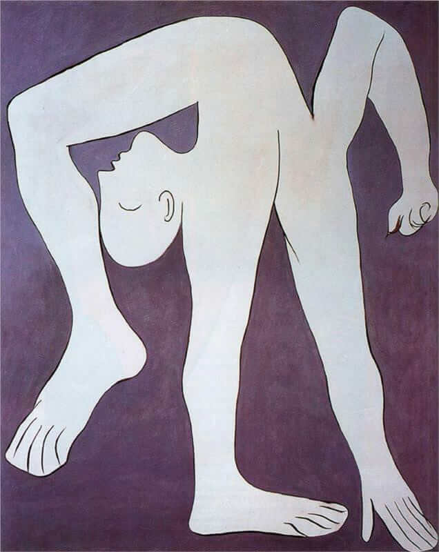 The Acrobat, 1930 by Pablo Picasso