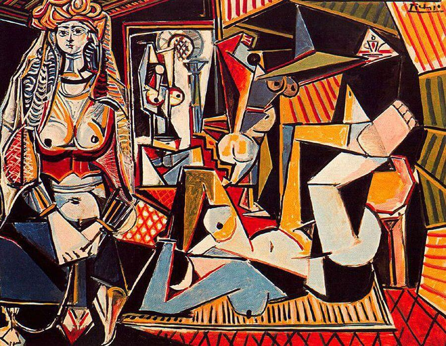 The Women of Algiers, 1955 by Pablo Picasso